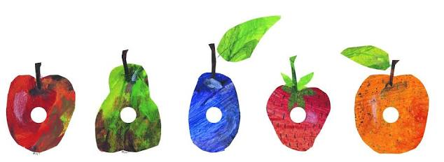 Life is More Beautiful with The Very Hungry Caterpillar  Being